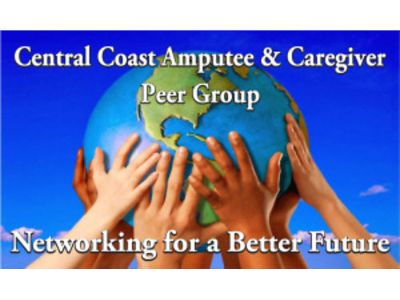 CENTRAL COAST PEER GROUP AMPUTEE AND CAREGIVER ...