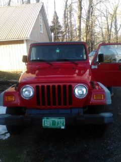 Find 2001 Jeep Wrangler TRANSFER CASE 2.5 manual 76k actual miles free delivery motorcycle in Vershire, Vermont, United States, for US $595.00