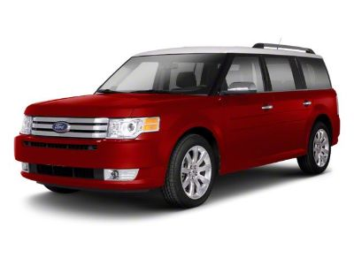2010 Ford Flex Limited (Red Candy Metallic Tinted Clearcoat)