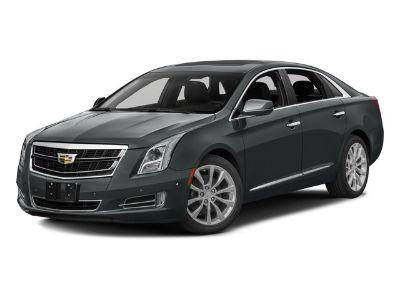 2016 Cadillac XTS Luxury Collection (Graphite Metallic)