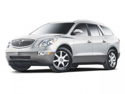 2009 Buick Enclave CXL (Cocoa Metallic)