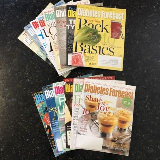 Diabetic Recipes and Tips Galore! Excellent Condition. $5 for all.