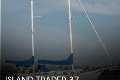 1982 Island Trader 38 Ketch