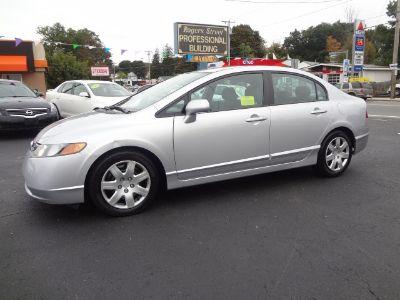 2006 Honda Civic LX (Gray)