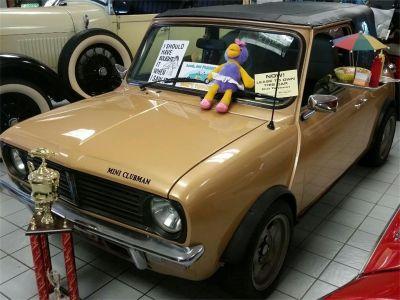 1980 Austin Mini Cooper