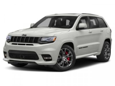 2019 Jeep Grand Cherokee SRT8 (Diamond Black Crystal Pearlcoat)