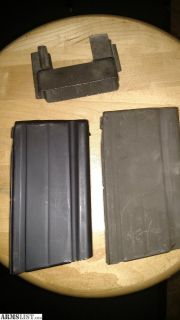 For Sale: Original FN Fal mags. Not aftermarket! Read for more information