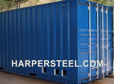 Steel Shipping Containers Chicago Area - Largest Selection W/Delivery Options!