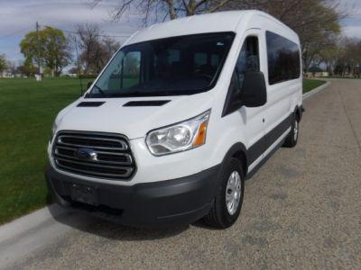 2015 Ford Transit Wagon T-350 148 Med Roof XLT Sliding RH Dr