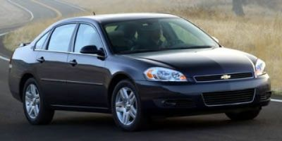 2006 Chevrolet Impala LTZ (Superior Blue Metallic)