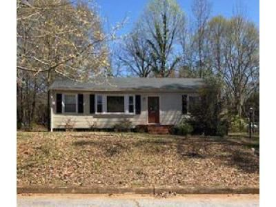 2 Bed 1 Bath Foreclosure Property in Anderson, SC 29625 - Inman Dr