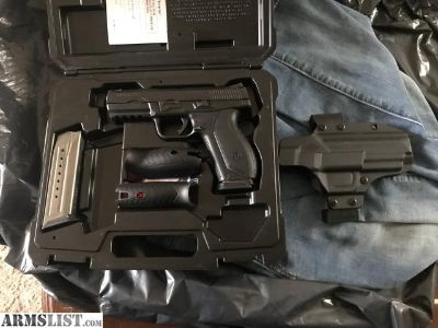 For Sale/Trade: Ruger American 9 MM