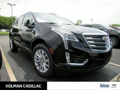 2019 Cadillac XT5 AWD (stellar black metallic)
