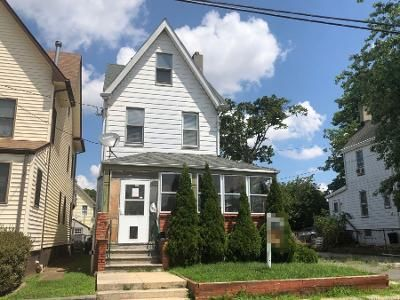 4 Bed 2 Bath Preforeclosure Property in Roselle Park, NJ 07204 - Pershing Ave