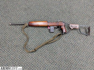 For Sale: Inland 1944 Paratrooper 30 cal.