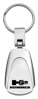 Sell GM Hummer H2 Chrome Teardrop Keychain / Key Fob Engraved in USA Genuine motorcycle in San Tan Valley, Arizona, US, for US $14.61