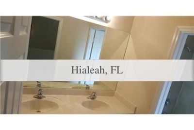 House for rent in Hialeah.