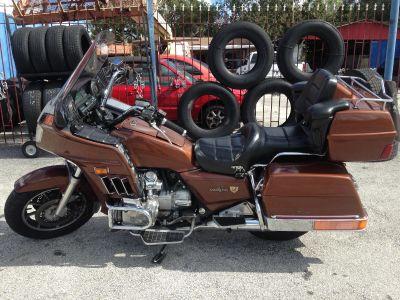 1984 Honda GOLD WING 1200 ASPENCADE