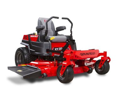 2017 Gravely USA ZT XL 52 (Kohler 25 hp V-Twin) Commercial Mowers Lawn Mowers Glasgow, KY