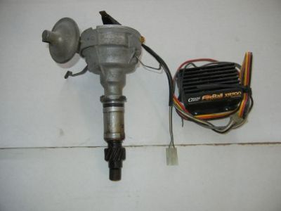 Sell 1980 Rover 3500 V8 SD1 Lucas distributor with Crane Fireball ignition motorcycle in Loveland, Colorado, United States, for US $120.00