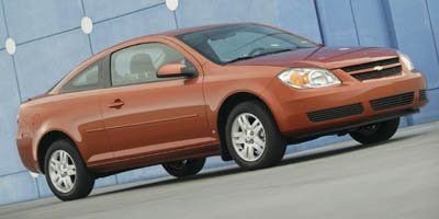 2006 Chevrolet Cobalt LS (Rally Yellow)