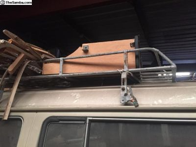 Bus roof rack 68-79