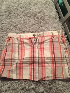 Old navy size 10 skirt. Worn once