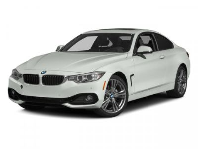 2014 BMW Integra 428i (White)