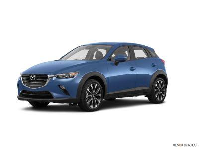 2019 Mazda CX-3 Grand Touring (blue)