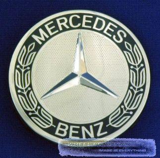 Purchase MERCEDES S SL SLK C CL CLK CLS G GL GLK ML E R CLASS CENTER HUB CAP WHEEL COVER motorcycle in Newbury Park, California, US, for US $7.00