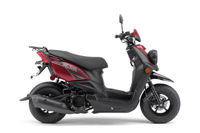 2018 Yamaha Zuma 50F 250 - 500cc Scooters Escanaba, MI