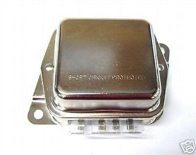 Sell External voltage regulator ford mustang bronco custom fairlane 1965-86 & more motorcycle in Lexington, Oklahoma, United States, for US $20.95