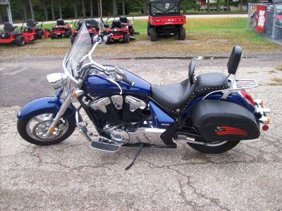 2010 Honda Interstate Cruiser Motorcycles Wisconsin Rapids, WI