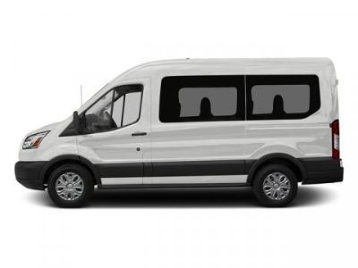2018 Ford Transit Passenger Wagon XL (Oxford White)