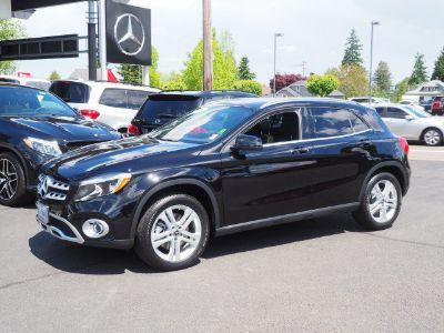 2019 Mercedes-Benz GLA GLA 250 (black)