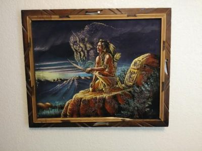 Native American piece