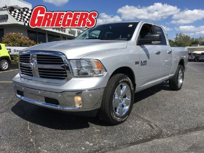 2018 RAM RSX SLT (Bright Silver Metallic Clearcoat)