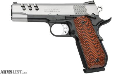 For Sale: Factory New/Unfired Smith & Wesson 1911 PFMC 45 4.5 2TN