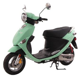 2018 Genuine Scooters Buddy 50 Scooter Indianapolis, IN