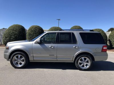 2008 Ford Expedition Limited (GRAY)
