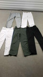 Youth XLarge baseball pants. Great for practice.