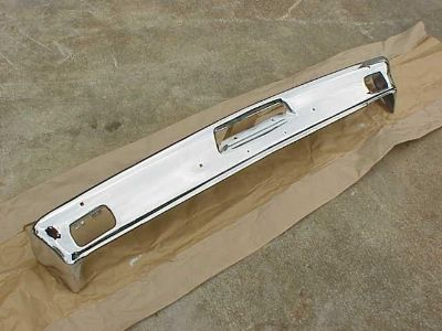 Buy 1965 Dodge Dart 170 270 GT Front Bumper RECHROME motorcycle in Adairsville, Georgia, US, for US $495.00