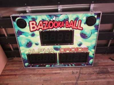 20 Player Bazooka Ball Package RTR#8103059-01