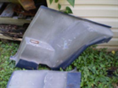 Parts For Sale: 1972 1981 FIREBIRD TRANS AM CAMARO REAR SEAT SIDE PANEL ARM REST SET 455 400 428