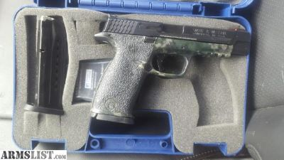 For Sale: Custom Smith & Wesson M&P9 Pro