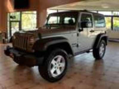 2017 Jeep Wrangler Sport 4WD Gray, 1 Owner, Bluetooth, Traction