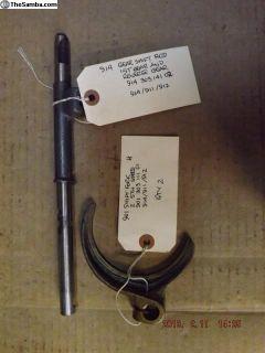 Porsche 901 / 902 Shift Rod With Shift Fork