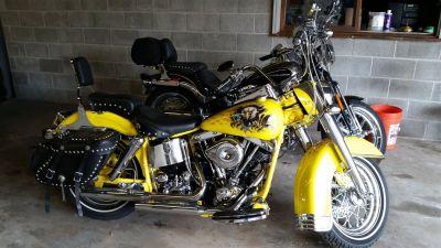 1977 Harley Davidson FLH