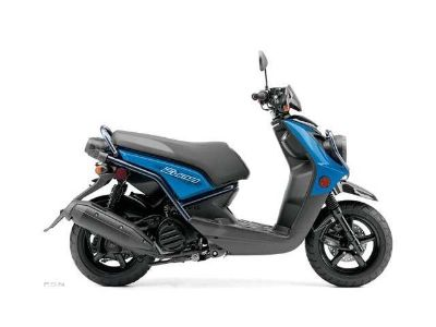 2013 Yamaha Zuma 125 250 - 500cc Scooters Escanaba, MI