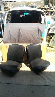 Bug 68 Low back seats